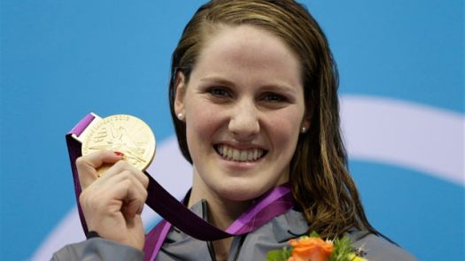 Missy Franklin - our Colorado star!
