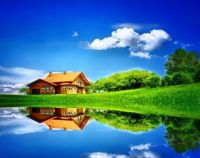 beautiful reflection picture