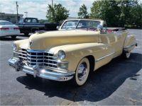 Cadillac 1947 Yellow