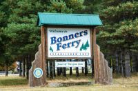 """WELCOME TO BONNERS FERRY"""