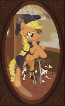 MLP: Captain Applejack