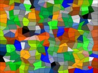 Crackled Glass - Medium