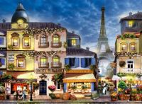 Pretty Paris, Howard Robinson