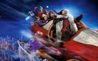 Speed of Santa