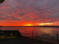 Kingston Ferry Sunset