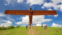 """""""The angel of the North"""""""