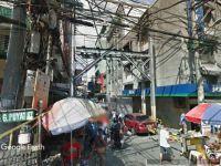No underground utilities in Manila...