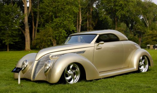 Ford 1938 customized conv