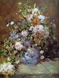 Pierre-Auguste Renoir - Spring Bouquet - 1866