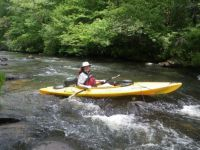 """Not """"Fiddler on the Roof"""" rather a """"Kayaker on the Rock"""""""