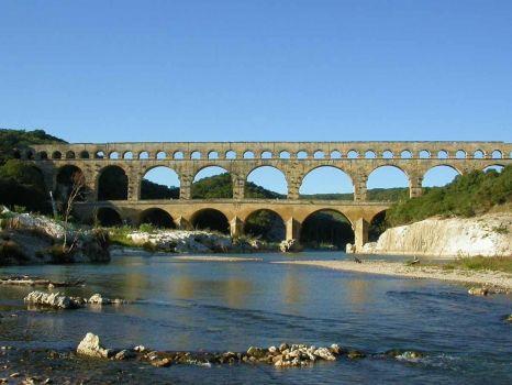 Pont du Gard, Southern France