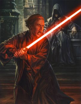 Star Wars: Darth Sidious trains under Darth Plagueis