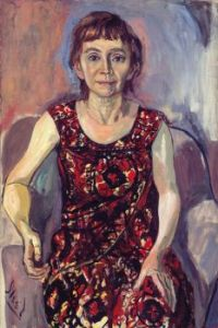 Portrait of Rachel Zurer 1962