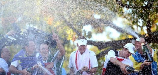 Ryder Cup 2012 - The celebration