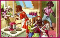 Dogs in the Kitchen 2