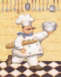 """Themes """" Desserts & Party Foods""""    The Chef"""