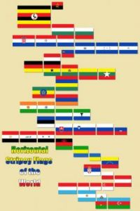 Horizontal Stripey Flags of the World
