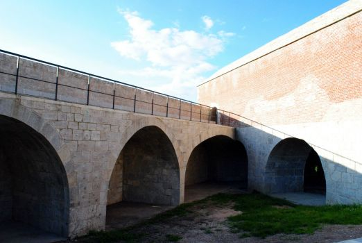 Arches and Angle