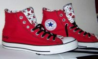theme: all things red-My Hightops!