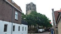 Tower of Goedereede. It is not only a church tower, but in past centuries