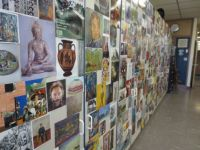 The Wall  My Art Classroom