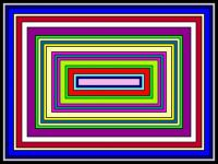 Concentric Rectangles 12/28/2020 588