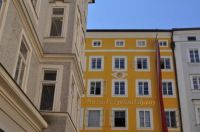 Mozart's Birth-house