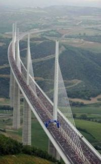 Millau Viaduct , France