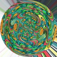 A  Swirling Crystal Ball