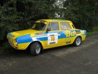 Skoda 120 S Rallye replica