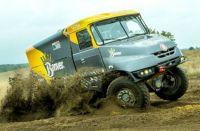 Tatra Bonver Team Dakar