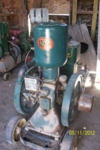 Old Novo Engine, Gammon's Gulch, AZ