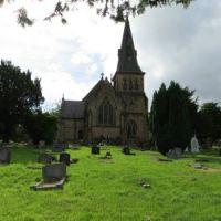 Holy Trinity Church, Gwersyllt, Wales