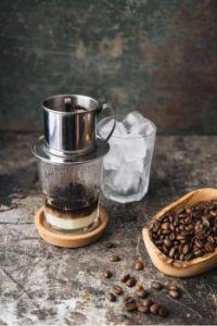 Cà Phê Sữa đá : Vietnamese Iced Coffee