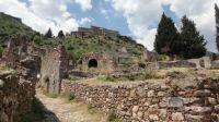 Mystras Castle ruins 7 - Greece