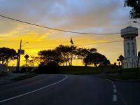 Amanhecer em Curitiba (Sunrise in Curitiba)