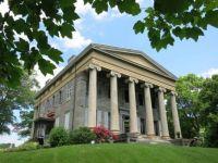 Baker Mansion, Altoona PA, 1849