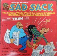 Sad Sack Original 1946 Radio Broadcasts record
