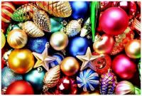 A Plethora of Christmas Tree Balls