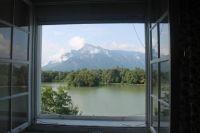 Through my hotel window
