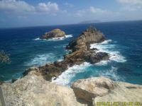 Pointe des châteaux, Guadeloupe