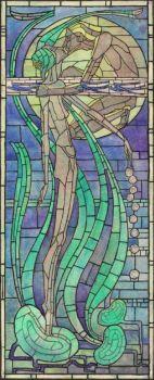 leaded-glass-windows-charles-rennie-mackintosh - Margaret Macdonald
