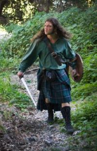The Kilted Warrior