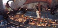 Waterhouse, JW-Ulysses and the Sirens 1891
