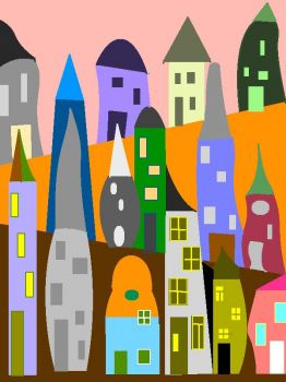 Strange City!