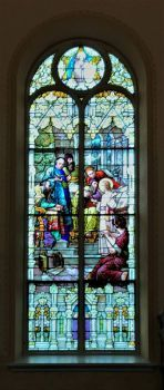 Window 3, St. Anthony of Padua Church, St. Louis (medium)