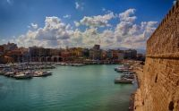 Heraklion...