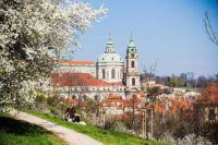 """Never seen Prague in spring? Well, you must have a really good reason to miss it. :-) """