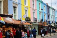 Portobello Road, London UK