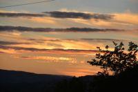 Sunset in Weardale